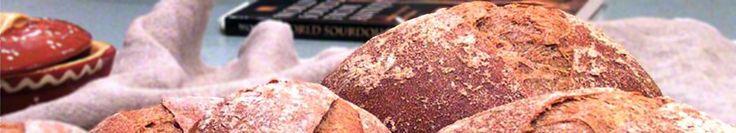 Sourdoughs International | Sourdough Starters, Recipes, & Baker's Handbook