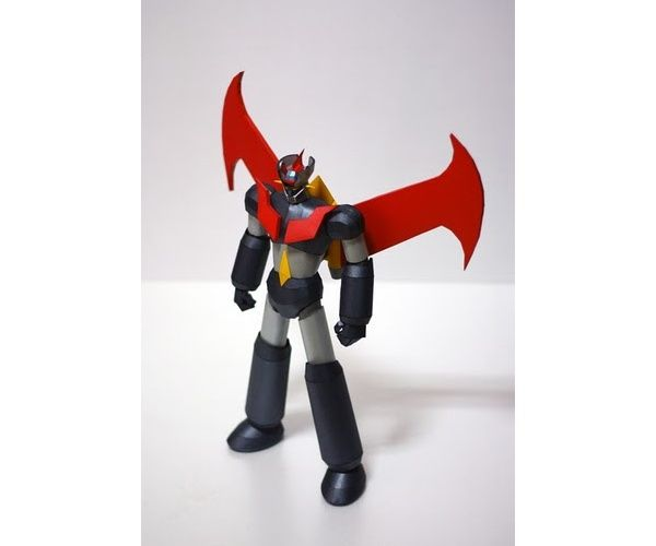 Mazinger Z or better known as Majinga Zetto is from Super Robot manga and anime series created by Go Nagai. It was shown on tv during 1972 to 1974 but I bet any 90's kid do know this anime.   #mazinger #mecha #robot