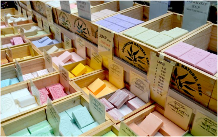 Can you make money making soap? Yes and No. Lots of factors, and get this soap makers thoughts from a home based soap business to a store front.