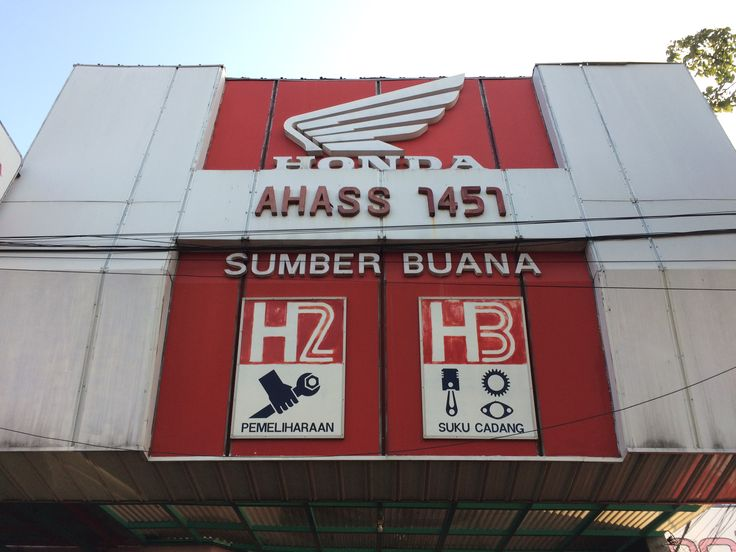 Lowongan Administrasi Frontdesk Bengkel Honda AHASS Sumber Buana Bandung