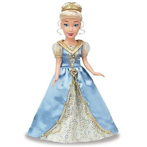 Disney Princess Cinderella Singing Doll And Costume Set: 199 Best Images About Toys & Games
