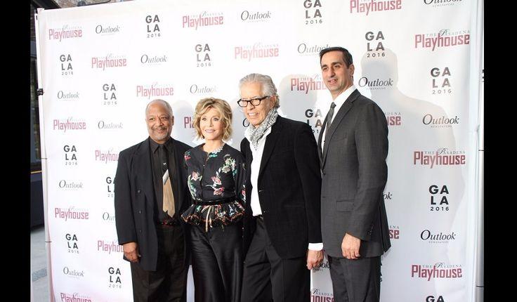 Pasadena Now » The Pasadena Playhouse Raises $310,000 at Gala Featuring Jane Fonda, Richard Perry and Martin Sheen | Latest Pasadena News - PasadenaNow.com