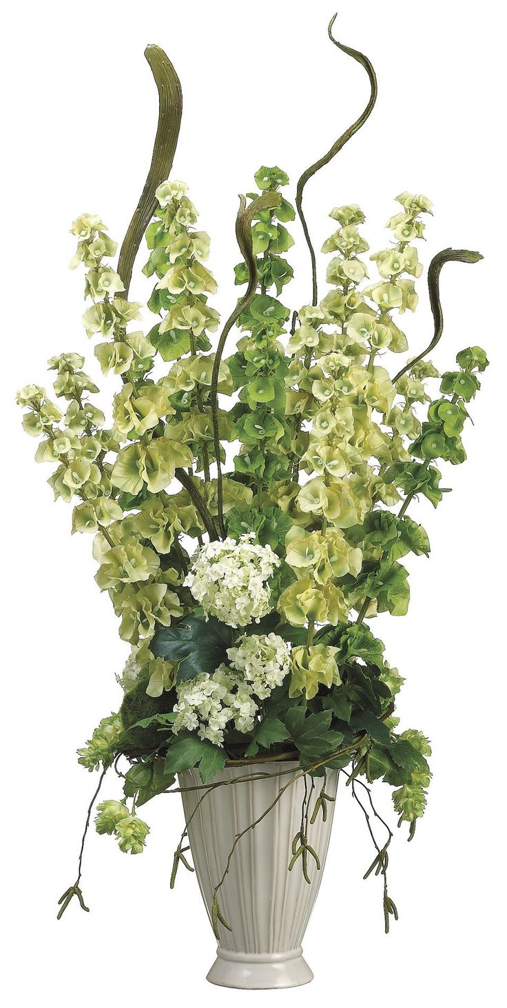 Best tall floral arrangements ideas on pinterest