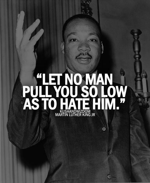 Dr King Quotes: I Choose Love Mlk Quotes. QuotesGram