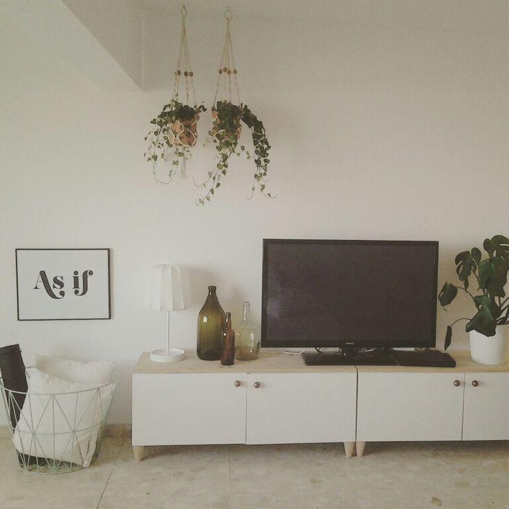 Livingroom, vardagsrum, tvbänk