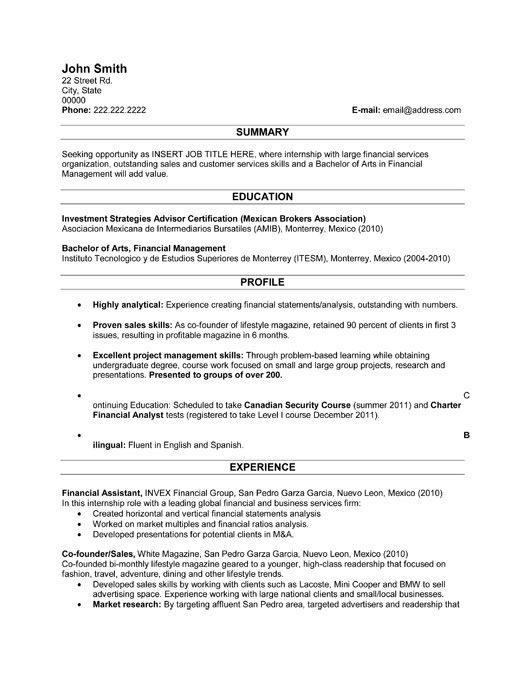 click here to download this financial assistant resume template httpwww