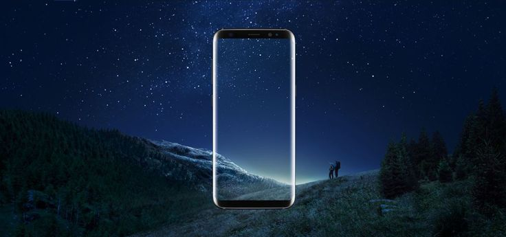 Samsung Galaxy S8 e S8 Plus con Infinity Display, Android 7.0 Nougat, processore Exynos 8895 a 10nm, assistente vocale Bixby e scanner dell'iride.