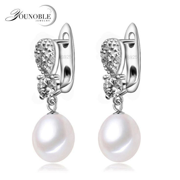 Like and Share if you want this  YouNoble real 925 silver earring with pearls for women,drop freshwater pearl earrings jewelry wedding mom daughter birthday gift     Tag a friend who would love this!     FREE Shipping Worldwide     Buy one here---> http://jewelry-steals.com/products/younoble-real-925-silver-earring-with-pearls-for-womendrop-freshwater-pearl-earrings-jewelry-wedding-mom-daughter-birthday-gift/    #necklaces