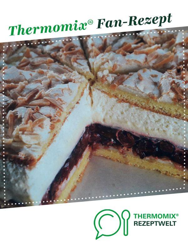Kirsch Vanille Torte Przepis Thermomis Pinterest Kuchen