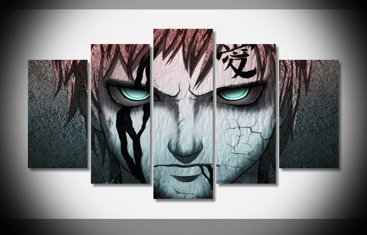 Poster De Naruto Shippuden - Free Shipping Worldwide