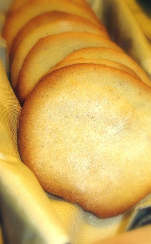 Williamsburg Shrewsbury Cakes by sugarpies - HalfHourMeals.com