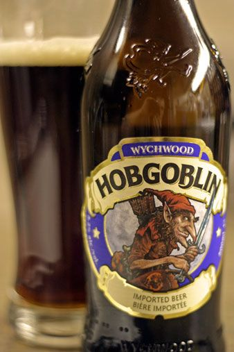 Hobgoblin Ale. It's about the only ale I will touch.