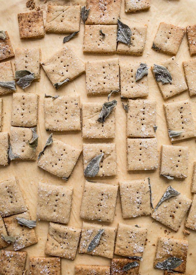Oat Crackers