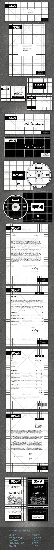 FULL CORPORATE ID PACKAGE - BIZNAME v1