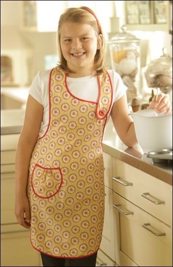 Ring Around Apron – IJ934 from IndygoJunction.com