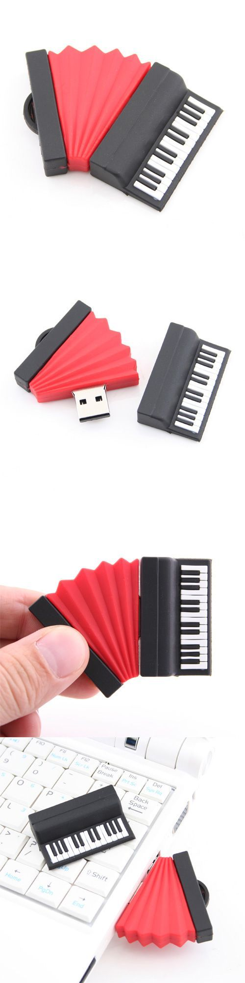 Cute Music Instrument Style USB Flash Drive #duplication #easyreplication #USBDrives https://www.easyreplication.co.uk/