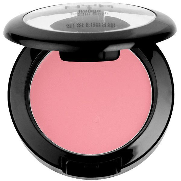 NYX Rouge Cream Blush Boho Chic Target Australia ($8.28) ❤ liked on Polyvore featuring beauty products, makeup, cheek makeup, blush, nyx blush, mineral blush, cream blush, creme blush and nyx
