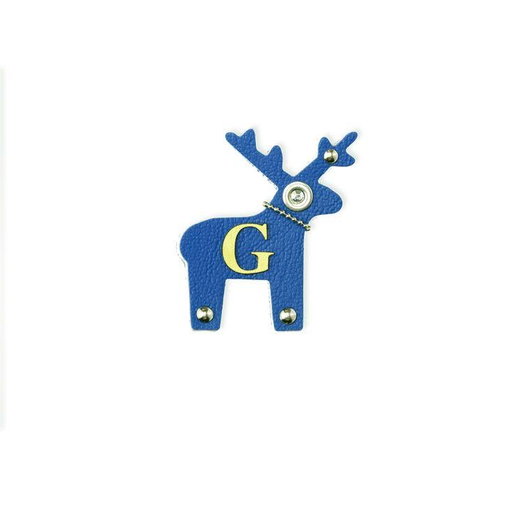 Jelení šperky monogramy George