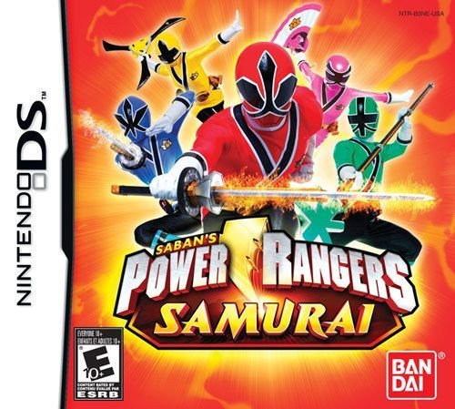 Saban's Power Rangers: Samurai - Nintendo DS, 70035