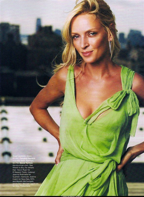 Uma Thurman Photos,Pictures,Wallpapers 120213