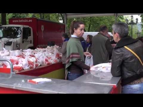 Martes de Campo 2013. Fiesta tradicional ovetense.