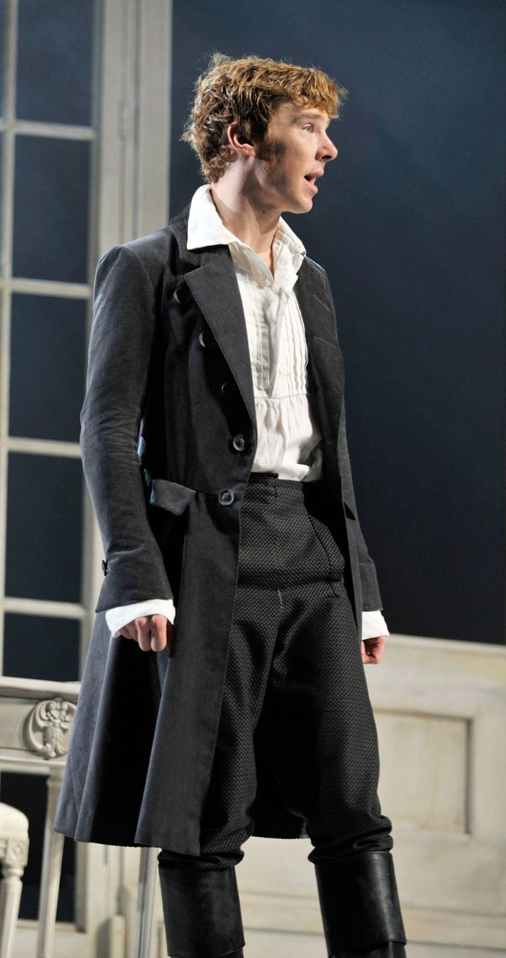 I prefer his performance as the Creature, but man I love his Victor clothes. #frankenstein