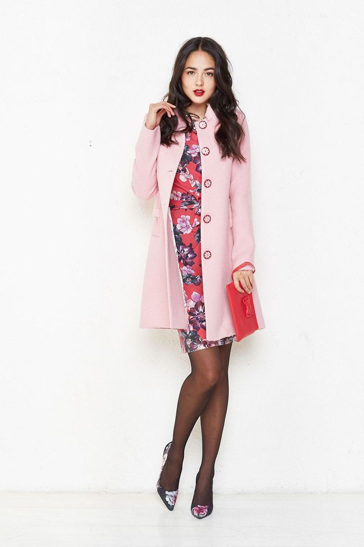 Fall For You Coat