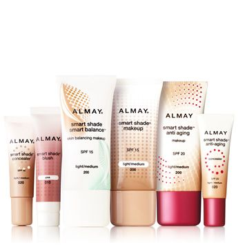 ALMAY Makeup! I have not used these products, but my mom does and they work great for her! Great cruelty free alternative!!:)