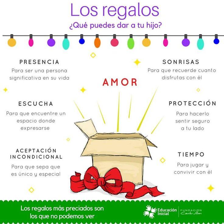 #Regalos #ElRegaloPerfecto #Amor #Niños #Navidad #AñoNuevo