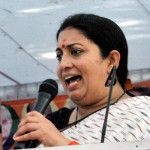 BJP high command cautions Smriti Irani to refrain from getting into 'melodramatic mode'