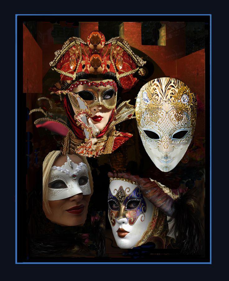 Venicer masks B21