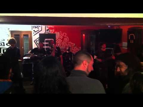 "rEarth performing ""#Ocean Land"" by Orphaned Land @ Bar Aenigma  #video #music #rock #Gorizia"