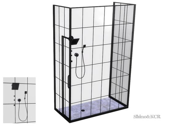 Industrial looking Shower Found in TSR Category &#…