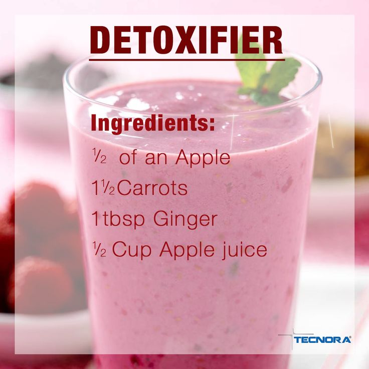 A best way to start you day with a healthy recipe to detoxify your body!