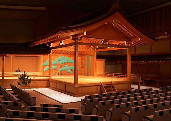 National Noh Theatre http://www.jnize.com/en/article/100000140