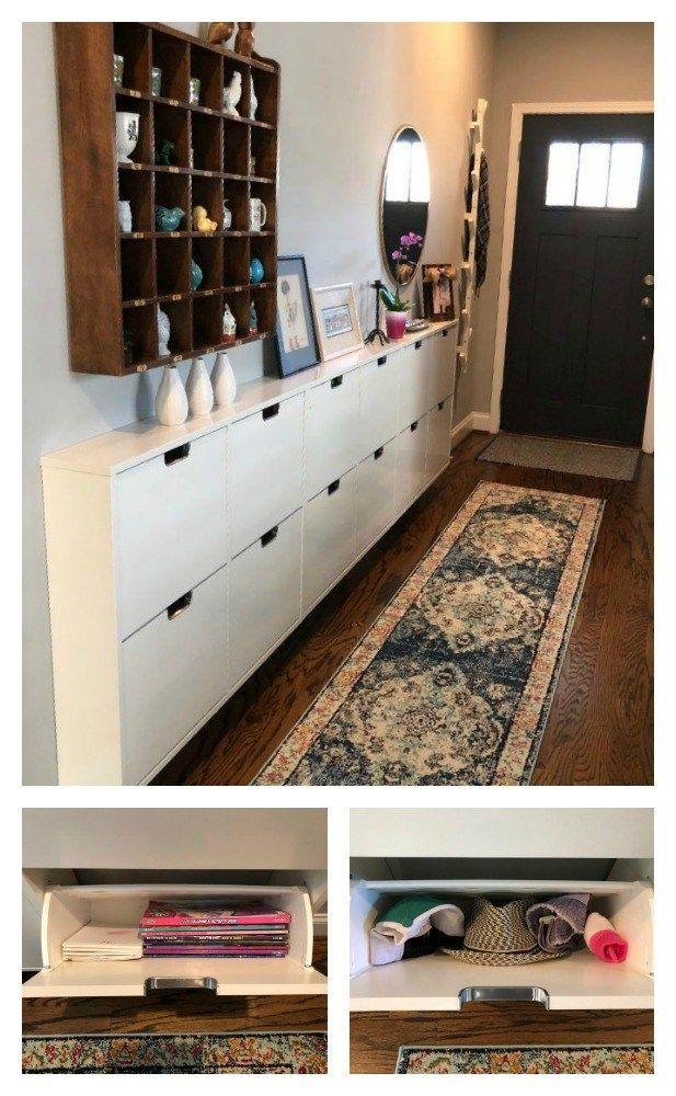 10 Interior Bedroom Small Ikea Hacks In 2020 Ikea Small Spaces