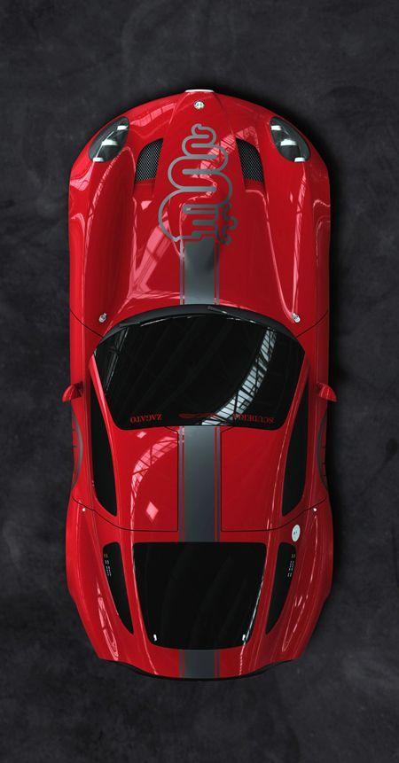 Alfa Romeo TZ3 Corsa 2010 - 2011