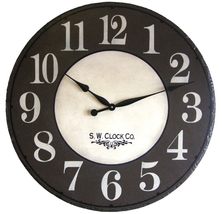 large office wall clocks. Wellingson Office Clock. Stunning Clock Comes In Lots Of Sizes And Starts At $44 · Large Wall ClocksRed Clocks C