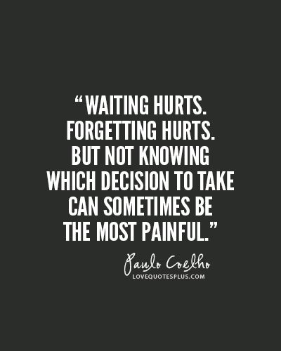 , forgetting hurts - Paulo Coelho quotes - Love Quotes Plus Quotes ...