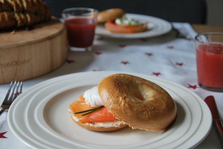 Feestdagen: Kerstbrunch idee�n   een recept voor gepocheerde eieren