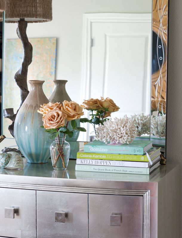 8 best Dresser Vignettes images on Pinterest | Bedrooms ...