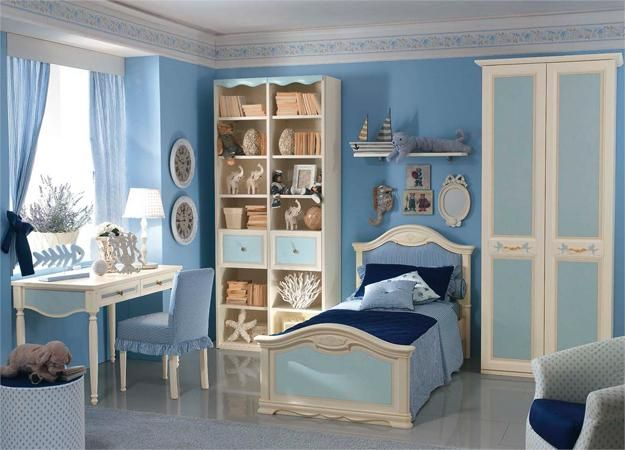 Classic furniture offers fantastic opportunities to create beautiful, functional, and comfortable children's bedrooms which kids can enjoy as they grow