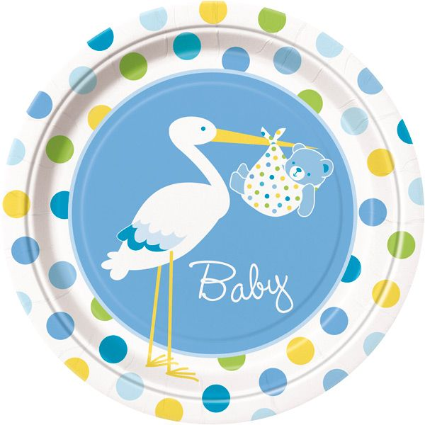 60 best images about stork baby shower on pinterest baby for Baby shower stork decoration