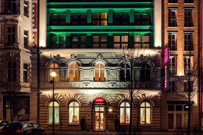Discounthotel-Worldwide.com - Mercure Hotel & Residenz Berlin Checkpoint Charlie
