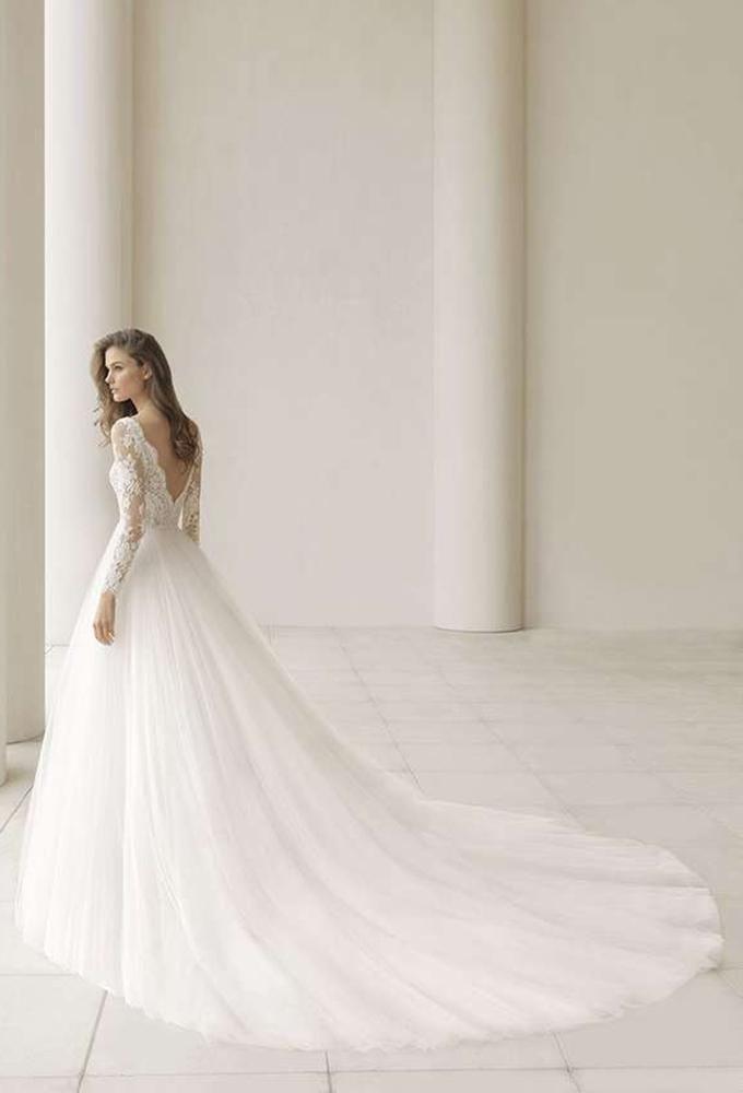 20 vestidos de novia perfectos y originales para dar el sí | 20