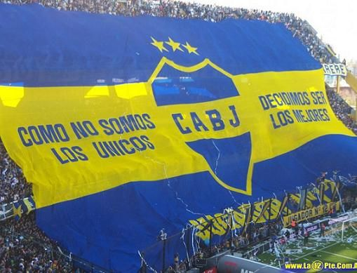 boca juniors in finale di coppa libertadores 2012