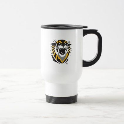 Fort Hays State Primary Mark Travel Mug - college mug mugs diy cyo gift idea design present
