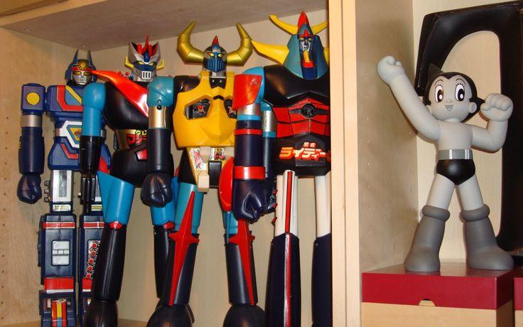 Childhood toys, Robot Japan