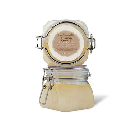 Almond Cookie Sea Salt Scrub- you have to buy it on the Carol's Daughter website...it is unavailable at Sephora and on Amazon right now.