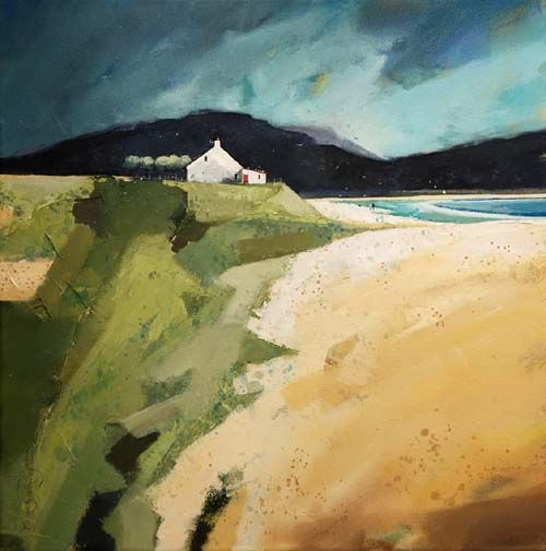 Scottish Art Portfolio - Dionne Sievewright